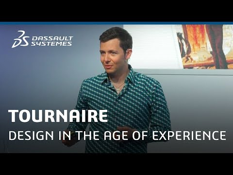 Design Your Ring by Tournaire - Mathieu Tournaire @ Design in the age of Experience 2018
