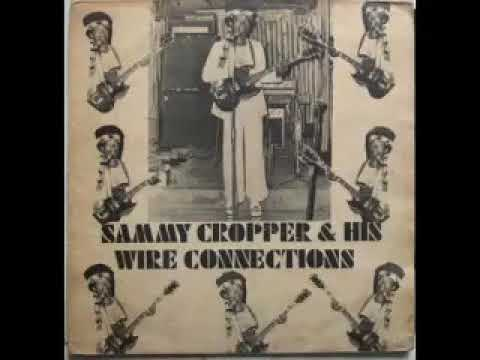 Sammy Cropper & His Wire Connections – ST : 70s GHANAIAN Highlife Afrobeat African Folk Music Album