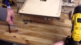 Printrbot Upgrades: Original, Lc & Plus Bed Levelers