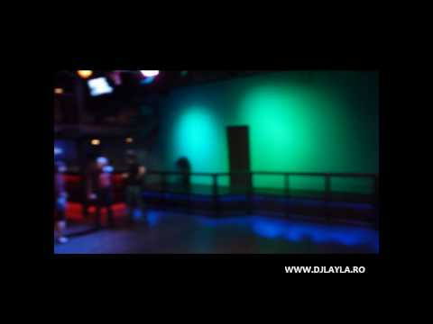 Dj Layla & Dee-Dee Soundcheck PG Club (Russia)