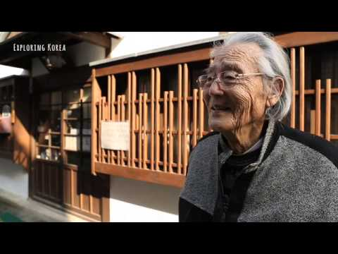 Historical Tour Place_Pohang_근대 문화 거리(Guryongpo Modern culture street; small Japan village street)
