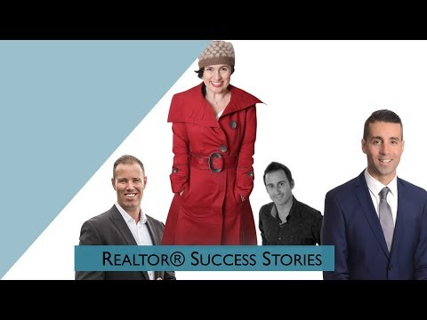 """Real Estate Success Stories"" 