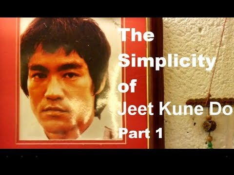 The Simplicity of Jeet Kune Do, Interview with Tommy Carruthers, Part 1