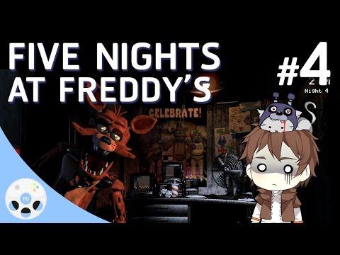 Five Nights at Freddy's #4 - (เกือบ)เซ็นใบลาออก