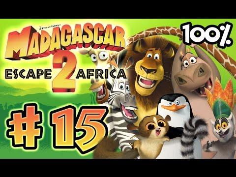 Madagascar Escape 2 Africa Walkthrough Part 15 X360 Ps3