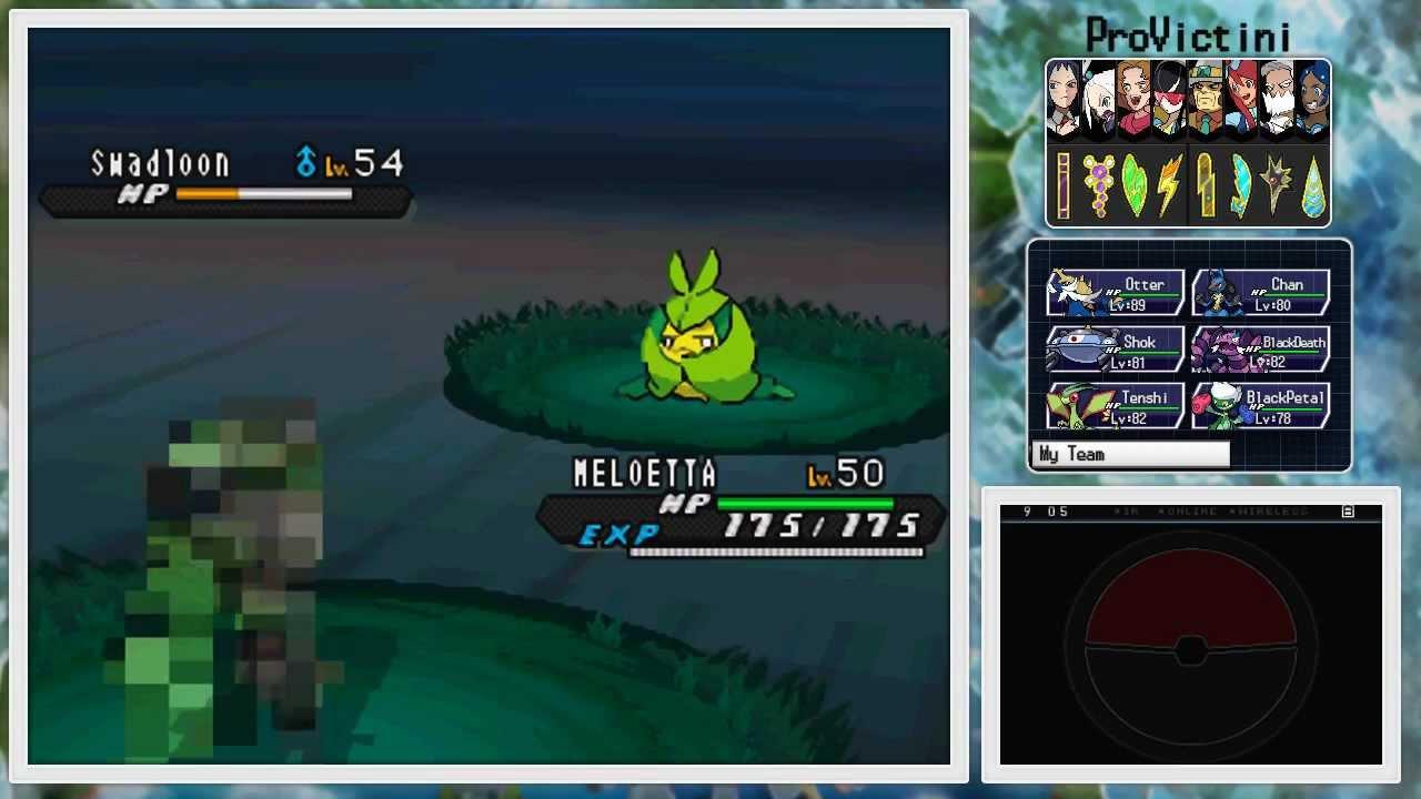<b>Pokémon Black</b> &amp; White <b>2</b> - Keldeo Event &amp; Meloetta&#39;s Song! - YouTube