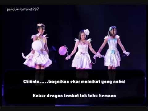 JKT48 - Tenshi No Shippo [Cover Song By Nindy Aresta Putri]