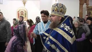 Благовещение  Принесение иконы 16 века Курганская епархия(, 2016-04-07T10:29:06.000Z)
