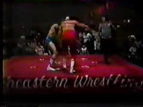 NWA Southeastern Championship Wrestling October 1 1983