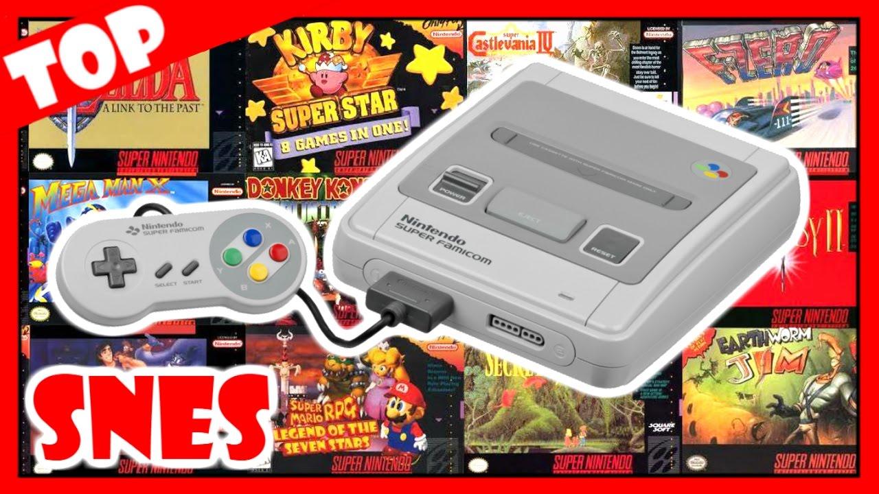 Top 5 Juegos De Super Nintendo Snes Youtube
