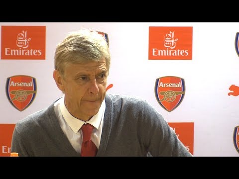 Arsenal 2-0 West Brom - Arsene Wenger Full Post Match Press Conference - Premier League