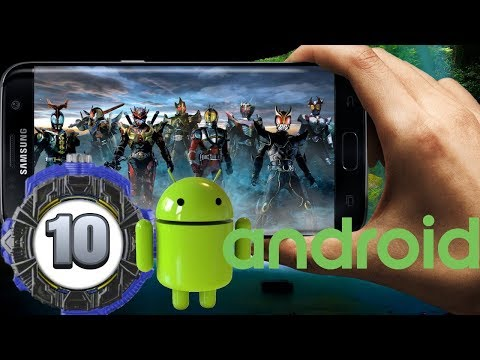 10 Kamen Rider Game On Android /10 Game Kamen Rider Di Android