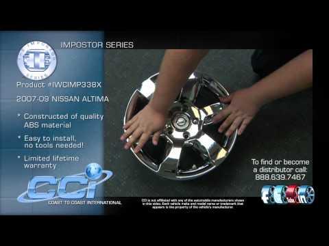 Nissan Altima CCI Impostor Wheel Skin