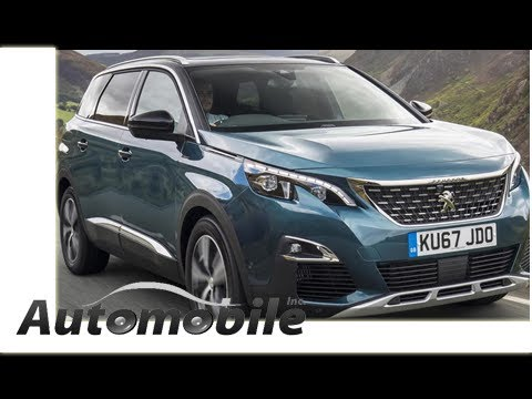 Car review: Peugeot 5008 SUV 1.6L BlueHDi 120 manual Allure | by Automobiles