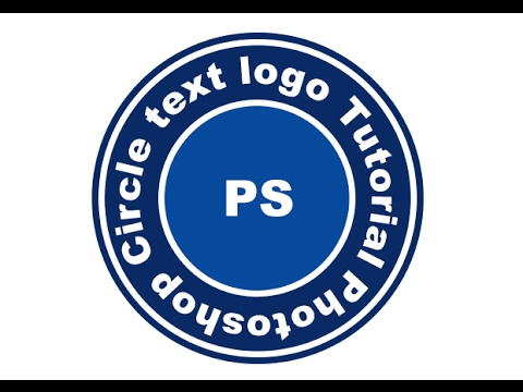 Photoshop tutorial- How to type in Circle Path in Adobe ...