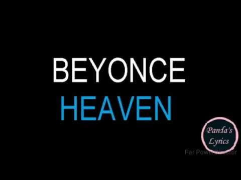 Heaven - Beyoncé | Lyrics