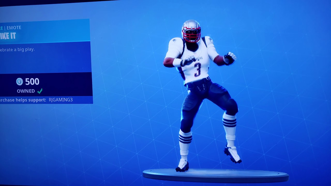 Download Super Bowl 2019 Fortnite Victory Dance and Lost Dance