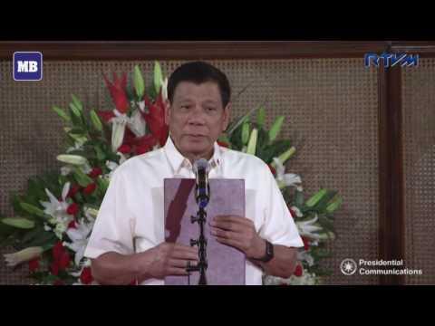 President Duterte wants to talk again with CPP-NPA-NDF