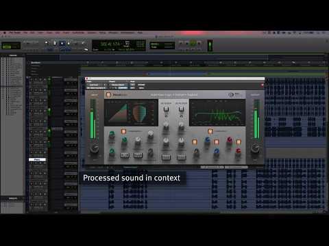 SSL Native Vocalstrip - Audio Examples
