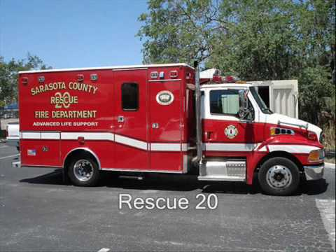 Sarasota County Fire Department Station 1 Youtube