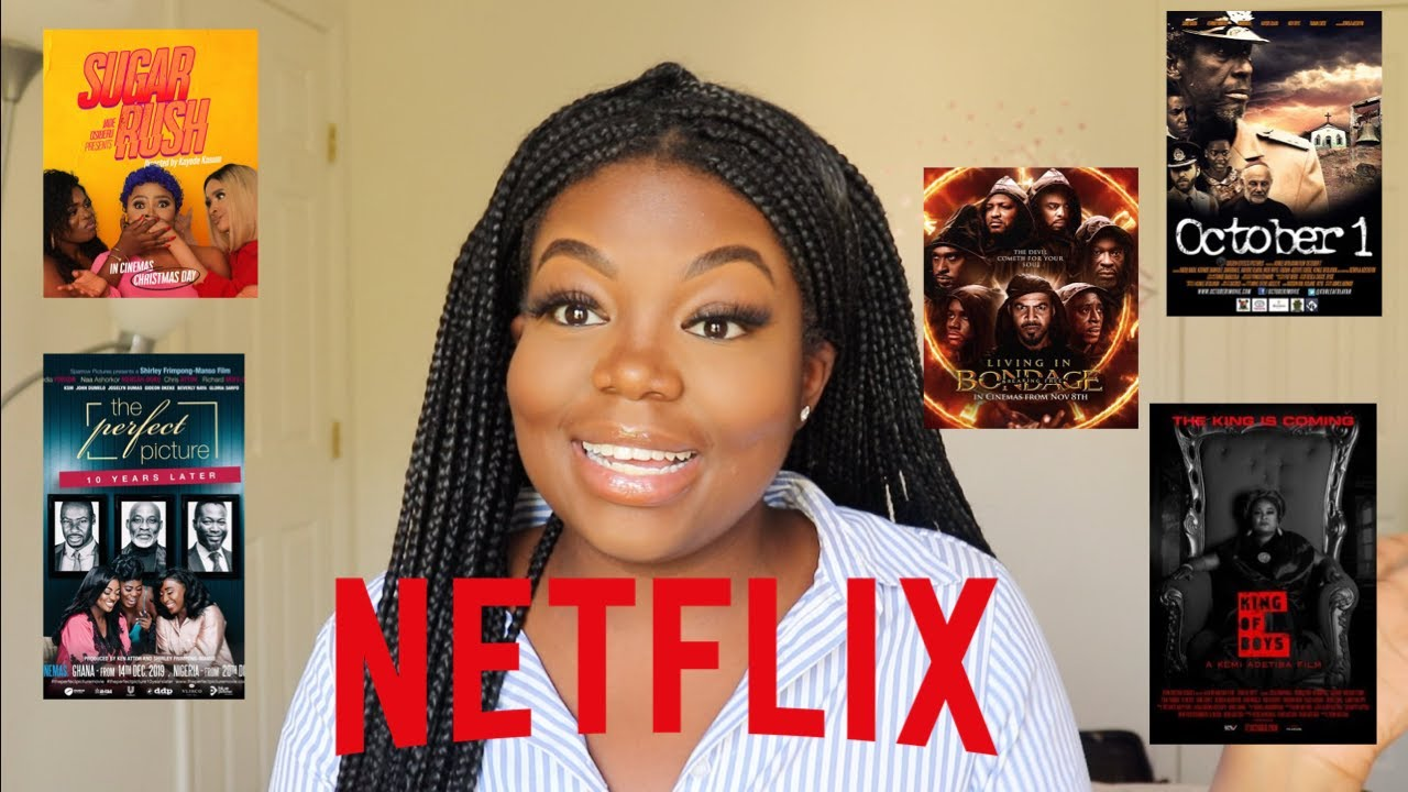 Download 5 MUST WATCH MOVIES ON NETFLIX | African Movie Edition | iGloriaaa