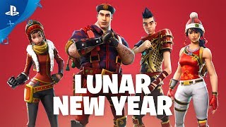 Fortnite – Lunar New Year Event Trailer (Save the World) | PS4