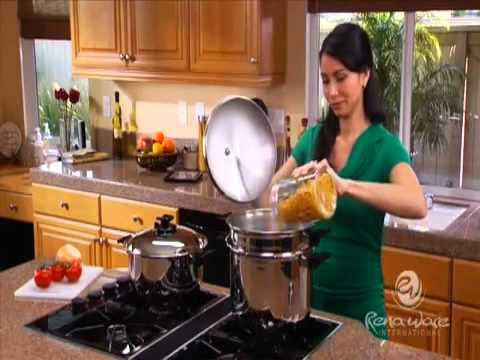 Chile rena ware ollas acero de alta calidad doovi for Precios de utensilios de cocina rena ware