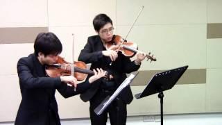 Mazas Violin Duet Op38 No.1