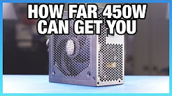 How Many Watts You Need for Mid-Range Gaming PCs (2017)