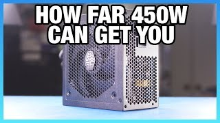 How Many Watts You Need for Mid-Range Gaming PCs (2017)