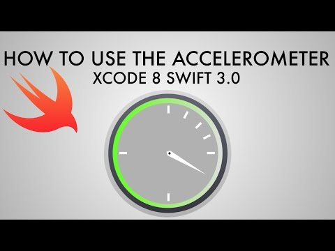 How To Use The Accelerometer In Xcode 8 (Swift 3.0)