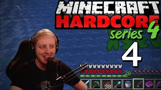 """Minecraft Hardcore - S4E4 - """"Fishing is the BEST"""" • Highlights"""