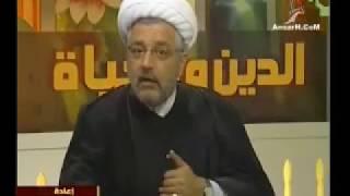 زنديق يقول للإمام علي بن موسى الرضا عليه السلام ما الدليل على حدوث العالمل - الشيخ محمد كنعان