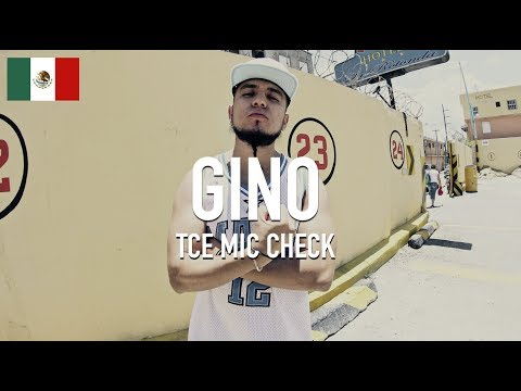 Gino ( Alfa Omega ) - Untitled [ TCE Mic Check ]