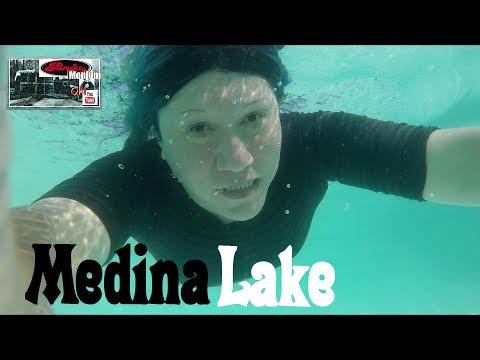 Camping Medina Lake, Father's Day BBQ & Elvis Presley Cabin