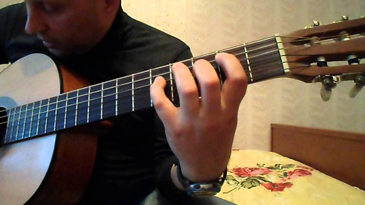 мелодии на гитаре видеоразбор этические