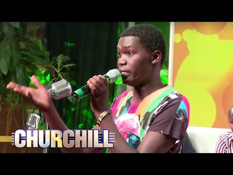 Owago Roasts Churchill show Guests - deleted scenes