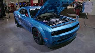 "MOPAR Crate engines explained.. Get a 707hp ""off the shelf"" Hellcat engine for your project car!"
