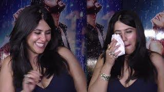 Reporters Sweet Gesture For Ekta Kapoor