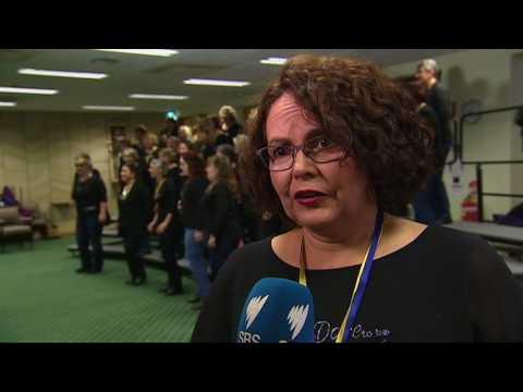 SBS World News: Sweet Adelines International choir in Australia