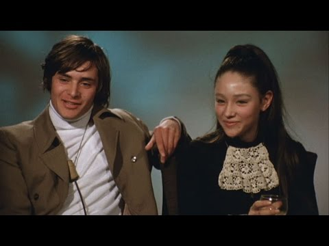 Then and Now: Leonard Whiting and Olivia Hussey 1967