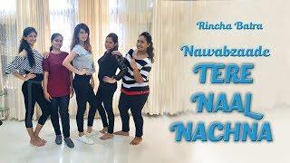Vodka laga ke tere naal nachna | Dance Choreography | Rincha Batra | Dance steps | Nawabzaade