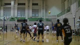 ソフトバレー 20170917幸手大会 vs渡辺クリニック 1セット thumbnail