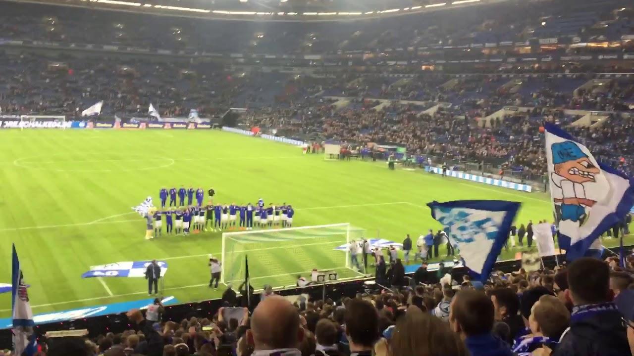 Hamburg Schalke 2017