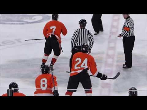 Grand Rapids Hockey vs Moorhead-MN State Finals 2017