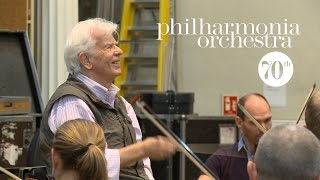 The Philharmonia Orchestra opens its 70th anniversary season