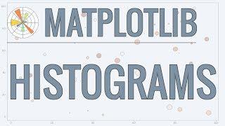 Matplotlib Tutorial (Part 6): Histograms