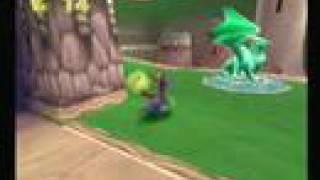 Spyro the dragon ps1 gameplay