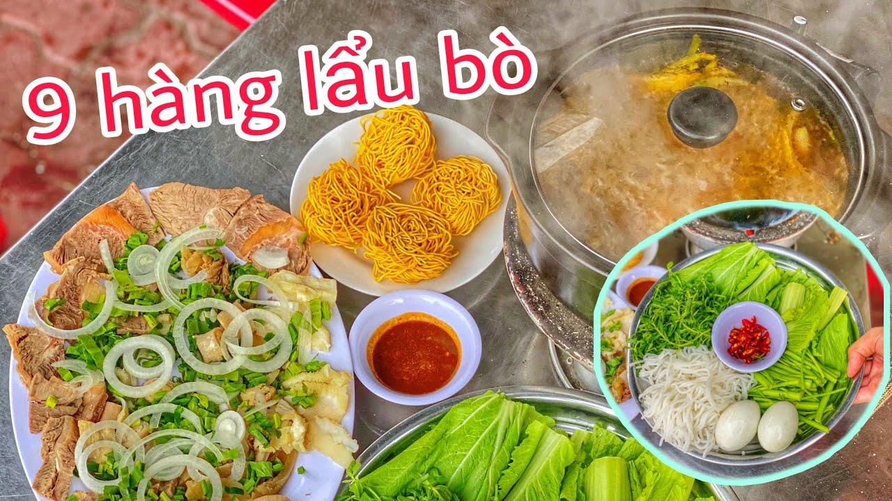 Bỏ túi ngay 9 quán lẩu bò ngon rẻ có tiếng tại Sài Gòn