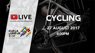 Gambar cover Cycling track (Day 8) | 29th SEA Games 2017
